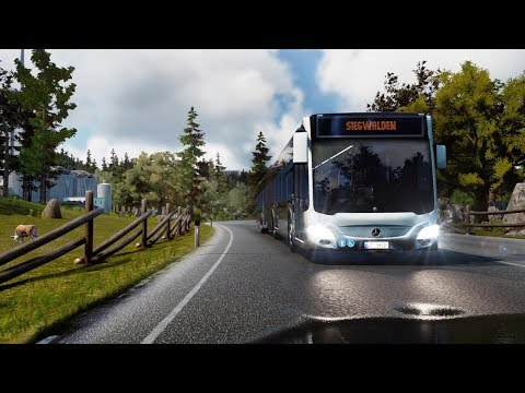 bus simulator 18 pc xbox one ps4 1 time to get people around youtube. Black Bedroom Furniture Sets. Home Design Ideas