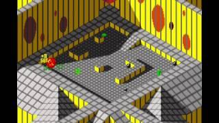 Marble Madness Sega Genesis