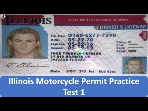 How To Get Your Motorcycle Permit In Illinois | Motorjdi co