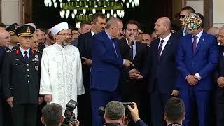 Erdoğan'dan Süleyman Soylu'ya böyle jest yaptı