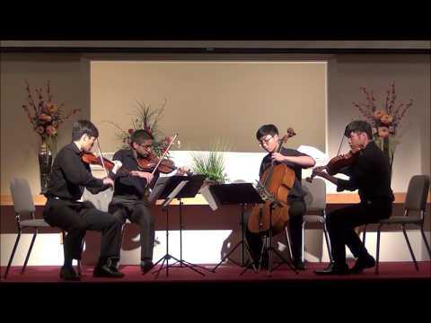 """Franz Schubert Quartet No.14 in D Minor, """"Death and the Maiden"""""""