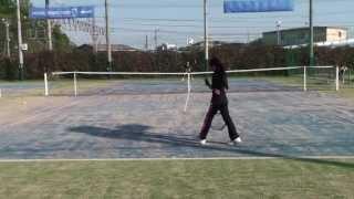 20130428 11-Year Old Christyna Seiko Highlights at Mizuno 14U Banana Cup in Fujisawa, Japan