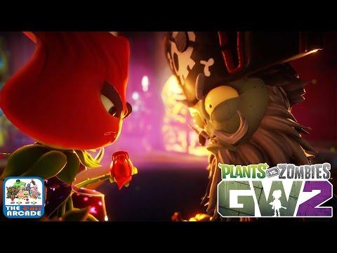 Plants Vs Zombies Garden Warfare  Beta Gardens Graveyards Xbox One Gameplay