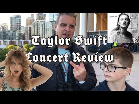*LIVE* Taylor Swift Concert Review