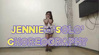 JENNIE - 'SOLO' PERFORMANCE VIDEO / Dance Cover
