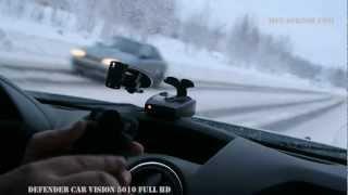 Обзор и тесты Defender Car Vision 5010 Full HD
