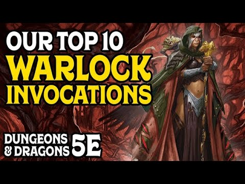 Our Top 10 Warlock Invocations in Dungeons and Dragons 5e