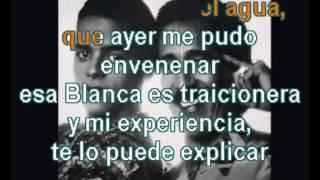 Blanca - Jossie Esteban   Vico c Karaoke