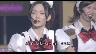 "℃-ute tap dance/broom tricks/""That's the POWER"" (中文字幕)"