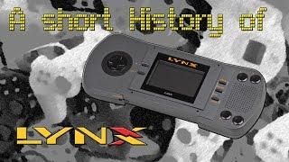 Atari Lynx Short History