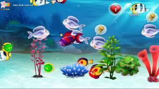 Heo Kids Chăm Sóc - Nuôi Cá Cảnh online trong game Fish Paradise - Heo Kids