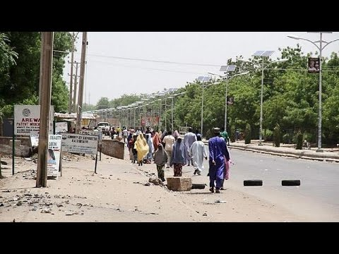 Maiduguri Boko Haram attack contained, Nigerian army says