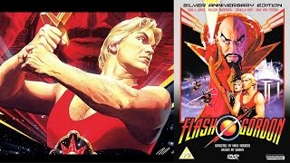 Flash Gordon Silver Aniversary Edition DVD Box Set Review(, 2016-11-23T11:48:17.000Z)