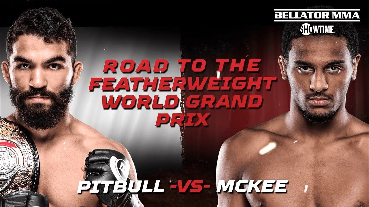 ROAD TO BELLATOR 263: Featherweight World Grand Prix | Tomorrow At 10PM ET/7PM PT On SHOWTIME