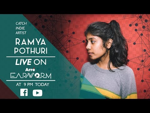 Arre Sessions ft. Ramya Pothuri - LIVE