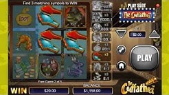 The Codfather Scratch Free Games - William Hill Scratchcards