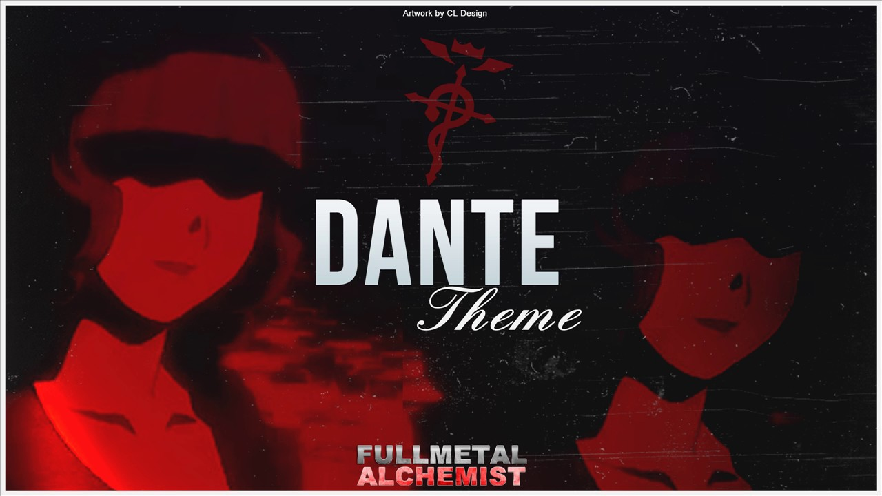 Fullmetal Alchemist - Dante Theme 🎻 - YouTube