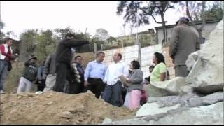 Beneficia Ayuntamiento a Santa Rosa Panzacola con obras