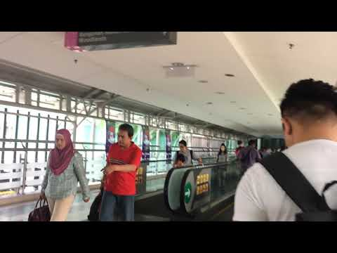 Travel Singapore Part 3/50 | Johor Bahru Custom Immigration | JB City Square | JB Sentral | Komtar