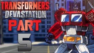 Transformers: Devastation - Let