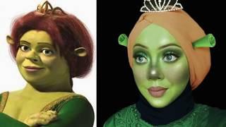 10 Mensen die Lijken op Disney Karakters!
