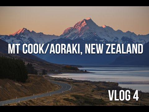 VLOG 4 || MT COOK/AORAKI