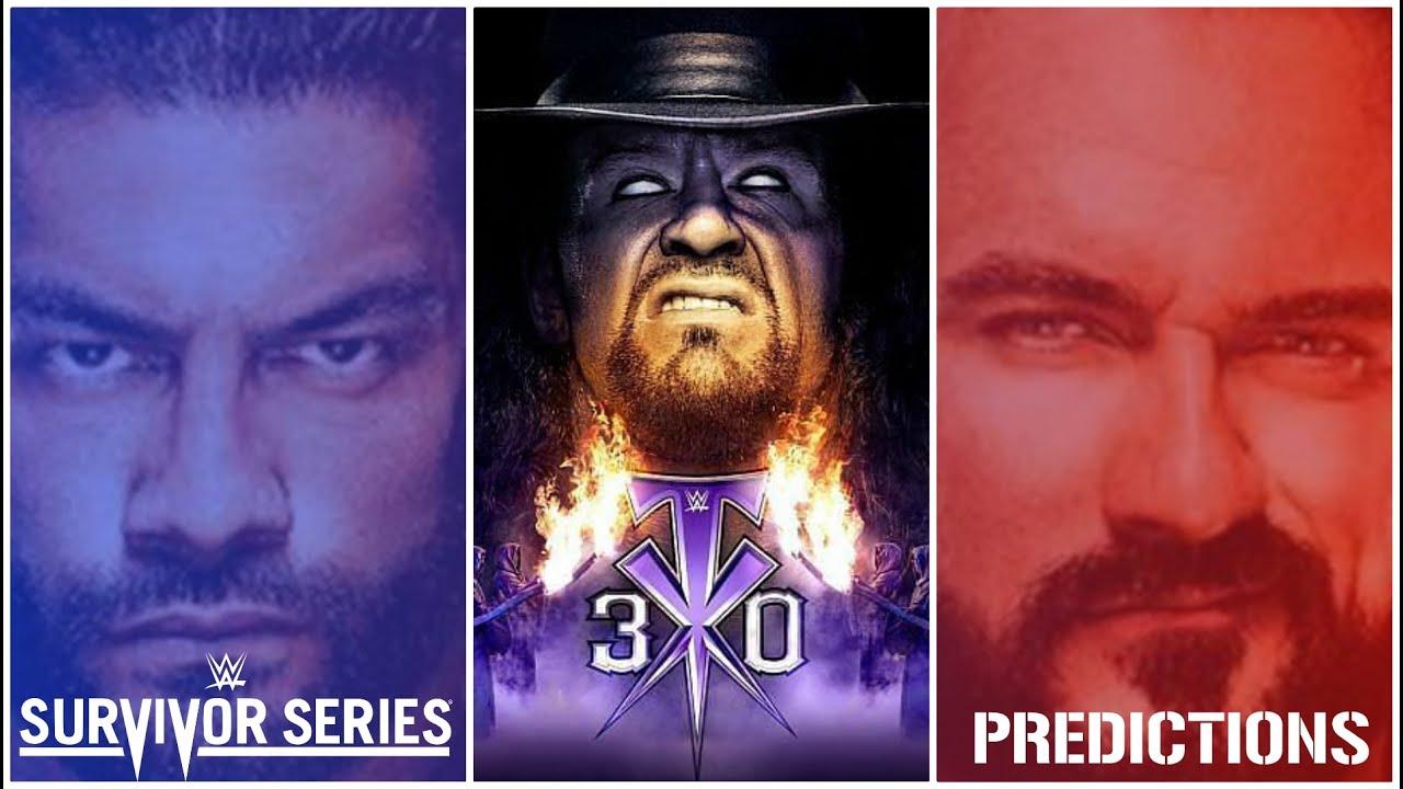 2020 WWE Survivor Series results: Live updates, recap, grades ...