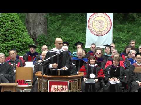 Wittenberg University Commencement 2015