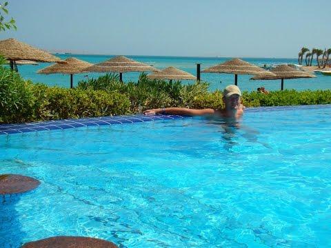 2 часть Grand Plaza Hotel Hurghada территория пляж ресторан