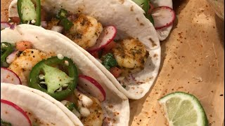 The Cast Iron Chef Chronicles MINISODE 7: Shrimp Tacos