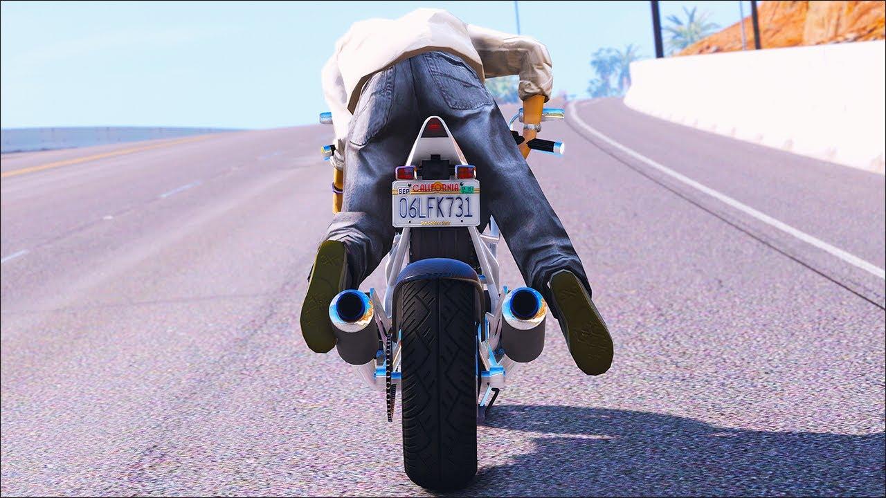GTA 5 CRAZY MOTORCYCLE CRASHES Ep.13 (Euphoria Physics Showcase)