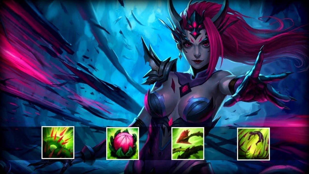 Sức mạnh hủy diệt của Zyra đi rừng