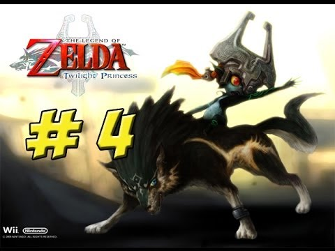 The Legend of Zelda: Twilight Princess Part 4 RULE 34
