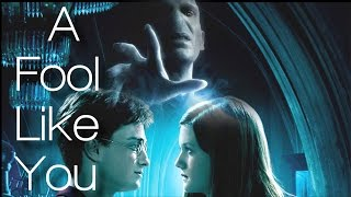 Voldemort/Ginny/Harry || A Fool Like You
