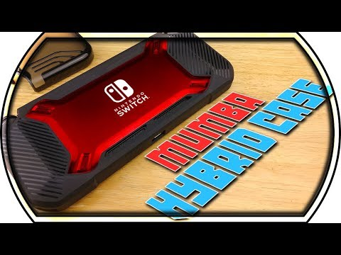 Mumba Nintendo Switch Case Review + GIVEAWAY