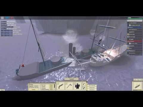 Blackwind Ironclad Vs Nova Ironclad Battle Youtube