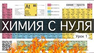 Химия - просто.  Урок 1