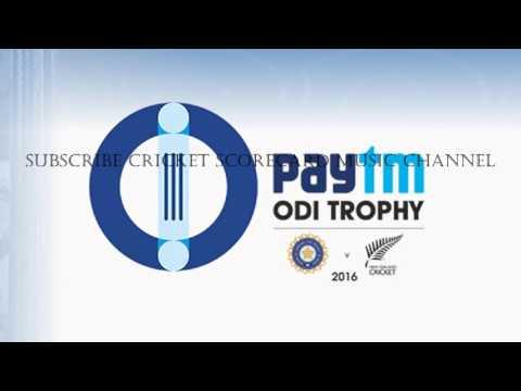India ( 2015,2016 & 2017 ) vs England , Australia NZ,  SA Cricket Series Intro Music