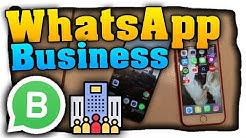 WhatsApp Business einrichten und nutzen! (Deutsch) Für Unternehmen und Privat!