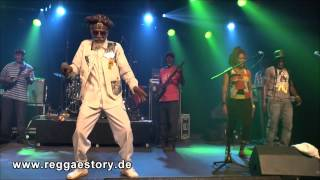 Bunny Wailer - 4/12 - Rock And Groove - 20.08.2015 - YAAM Berlin