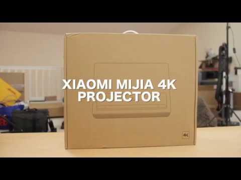 Mi 4K Cinema Laser Projector