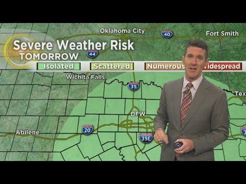Friday Morning Weather Forecast With Jeff Jamison