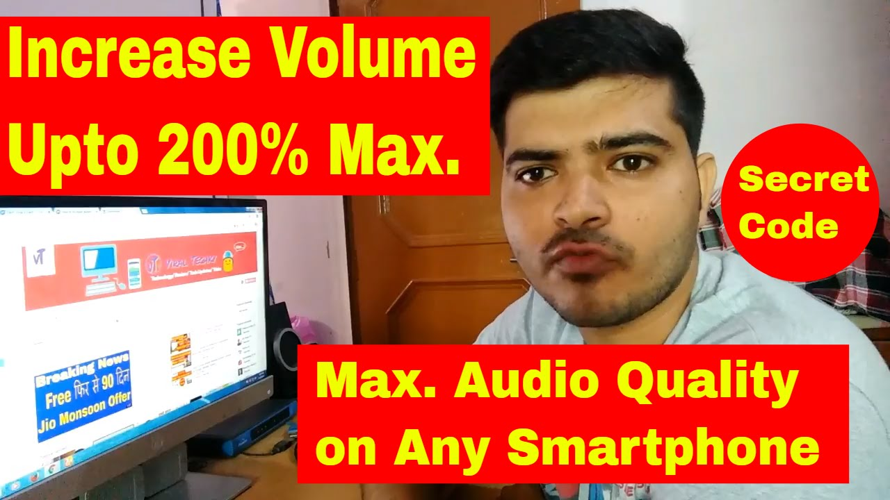 How to Increase Audio Quality on Any Android Device | Volume Booster Apk