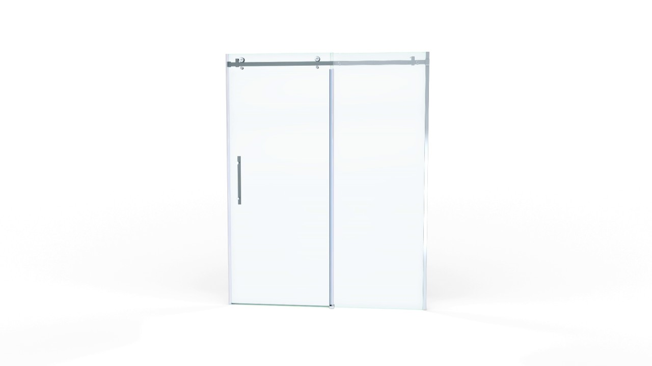 dreamline enigma air shower door 360 spin