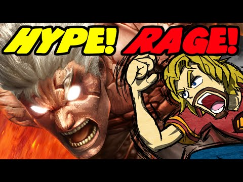 Max's Asura's Wrath Hype & Rage Compilation (by Hawke525)