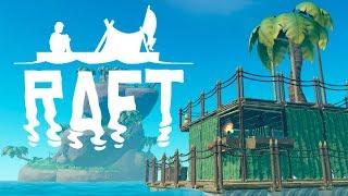 Raft #11: Wszystkie Rybki Śpią w Jeziorze... w/ GamerSpace, Tomek90
