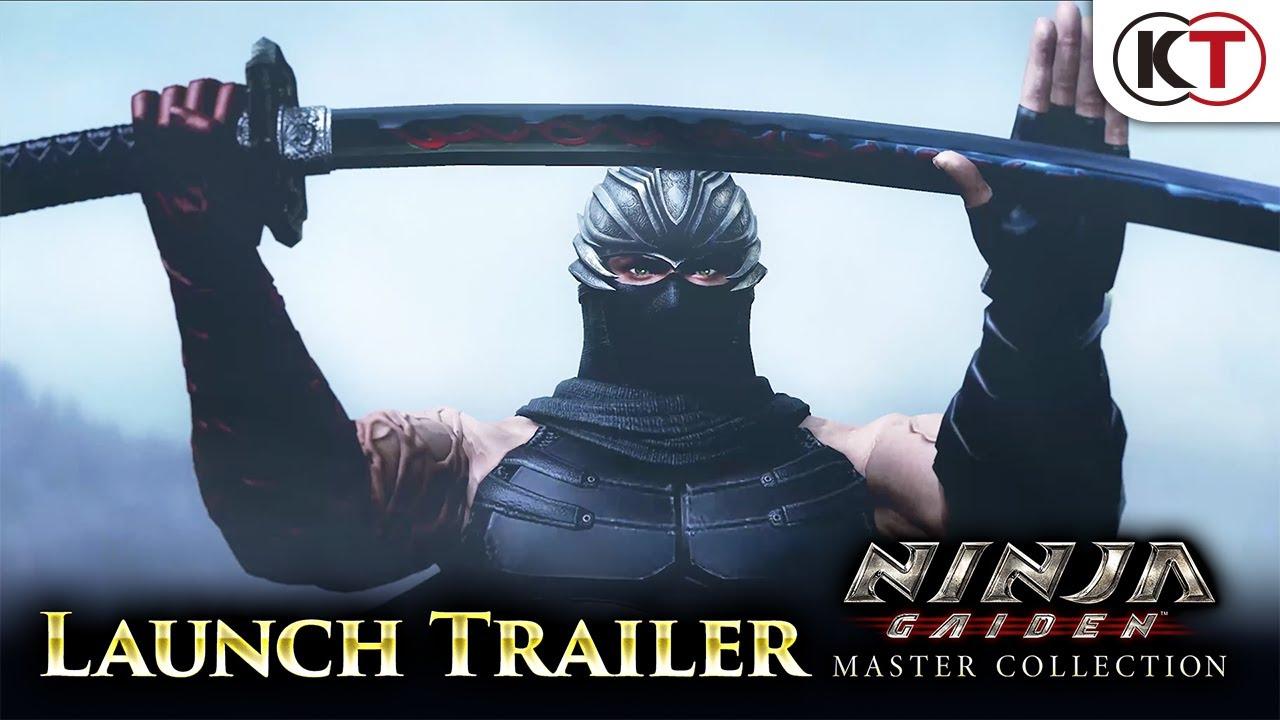 NINJA GAIDEN: Master Collection - Launch Trailer