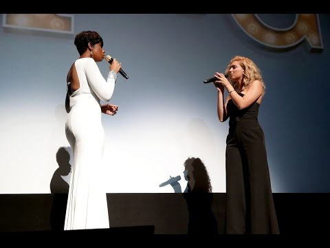 Tori Kelly & Jennifer Hudson