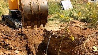 видео Обустраиваем скважину для воды