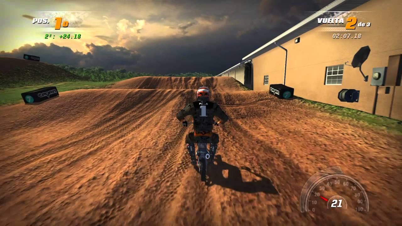 mx vs atv supercross encore ps4 pitbike 50cc youtube. Black Bedroom Furniture Sets. Home Design Ideas